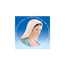 logotipo da Radio Maria