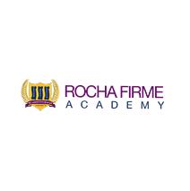 logotipo da Rocha Firme Academy
