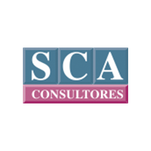 logotipo da SCA - Sociedade de Consultoria Auditoria e Serviços Ld