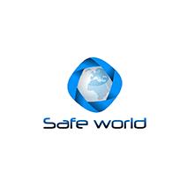 logotipo da Safe World