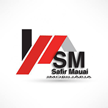 logotipo da Safir Mauai Imobiliária