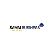 logotipo da Samm Business Services