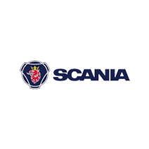 logotipo da Scania Moçambique