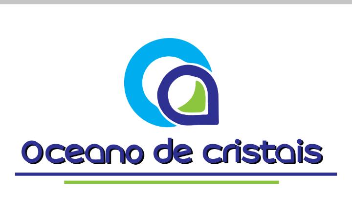 logotipo da Oceano de cristais