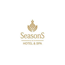 logotipo da Season Hotel & Spa