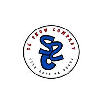 logotipo da Só Show Company