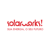 logotipo da Solar Works Mozambique