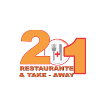 logotipo da Take Away 2+1