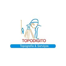 logotipo da Topodigito