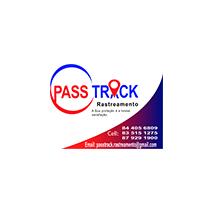 logotipo da Pass track rastreamento e serviços