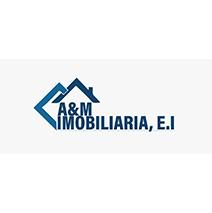 logotipo da AM Imobiliaria