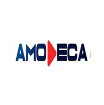 logotipo da Amodeca