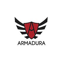 logotipo da Armadura Gym