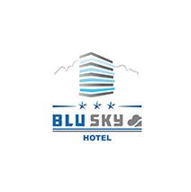 logotipo da Hotel Blu Sky