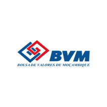 logotipo da Bolsa de Valores Moçambique