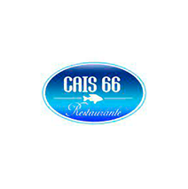 logotipo da Cais 66 Restaurante and Sushi Bar