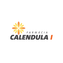 logotipo da Farmácia Calêndula