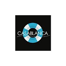 logotipo da Casablanca Resort