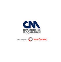 logotipo da Cimentos de Moçambique – InterCement