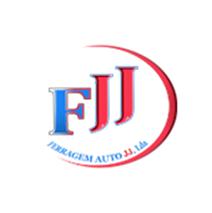 logotipo da Ferragem Auto JJ