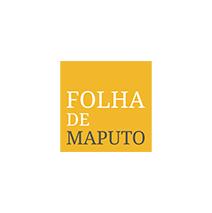 logotipo da Folha de Maputo