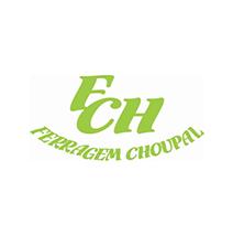 logotipo da Ferragem Choupal