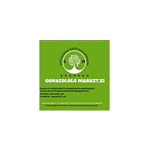 logotipo da Gonazololo Market