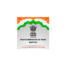 logo for High Commission of India, Maputo