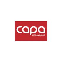 logotipo da CAPA - Engenharia Moçambique