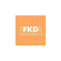 logotipo da FKD - Engenharia e Serviços, Lda