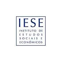 logo for IESE - Instituto de Estudos Sociais e Económicos