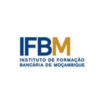 logotipo da IFBM - Instituto de Formação Bancária de Moçambique