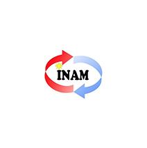 logotipo da INAM - Instituto Nacional de Meteorologia