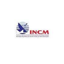 logotipo da Autoridade Reguladora das Comunicações-INCM