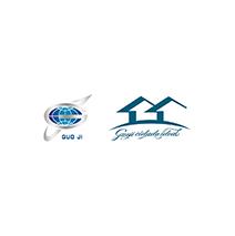 logotipo da Henan Guoji Imobiliária