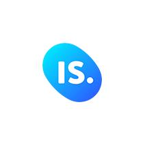 logotipo da Internet Solutions Mozambique