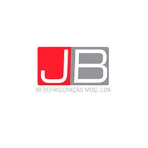 logotipo da JB Refrigeração Moçambique