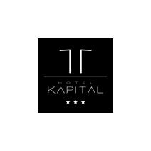 logotipo da Hotel Kapital