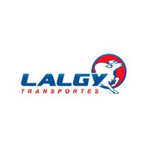 logotipo da Lalgy Transportes