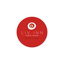 logotipo da Liv Inn Guest