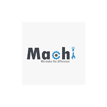 logotipo da Machil