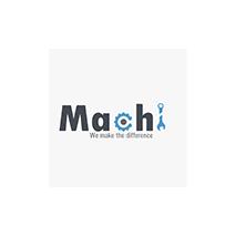 logotipo da Machil