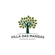 logotipo da Villa das Mangas Garden Hotel