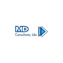logo for MD consultoria