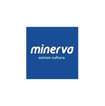 logotipo da Minerva Continental