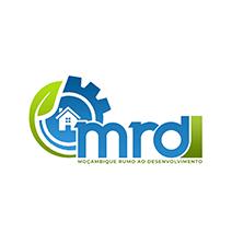 logotipo da MRD - Moçambique Rumo ao Desenvolvimento