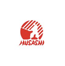 logotipo da Musashi Restaurante Japonês