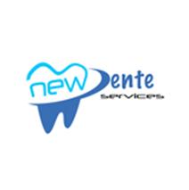 logotipo da Clínica Dentária New Dente