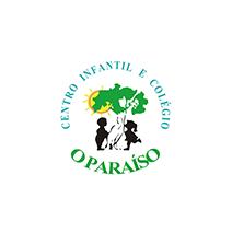 logotipo da Centro Infantil e Colégio - O Paraíso