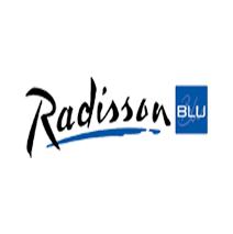 logotipo da Radisson Blu Hotel & Residence